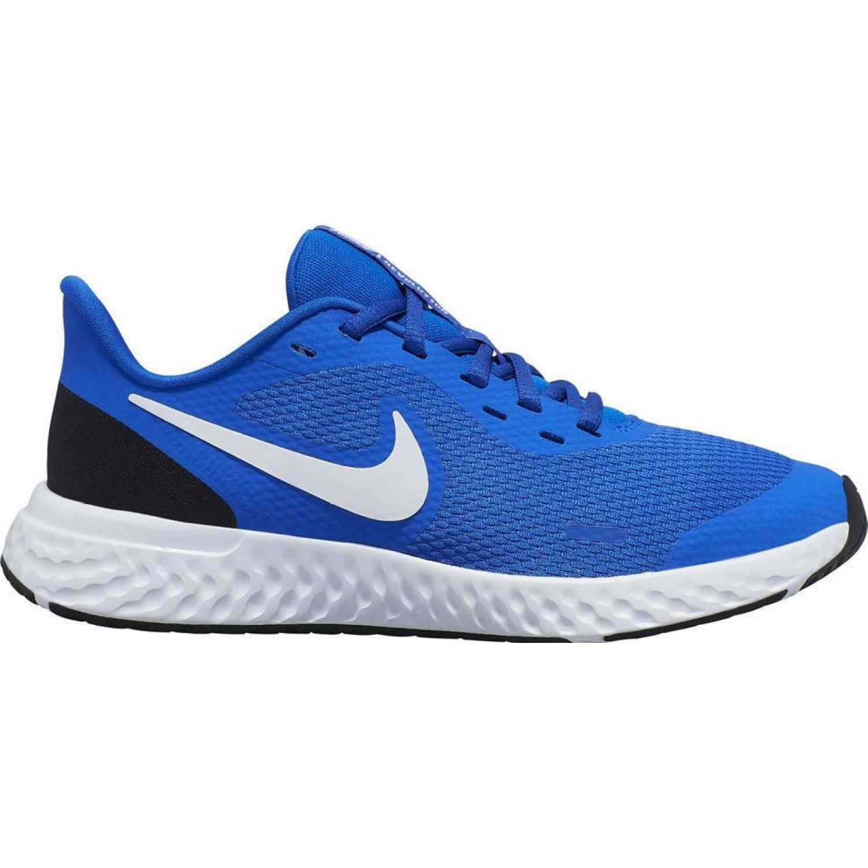 Nike NIKE REVOLUTION 5 GS Azul Walking