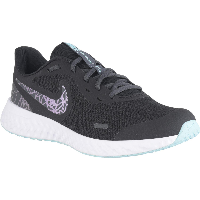 Nike nike revolution 5 rebel gg Negro Walking