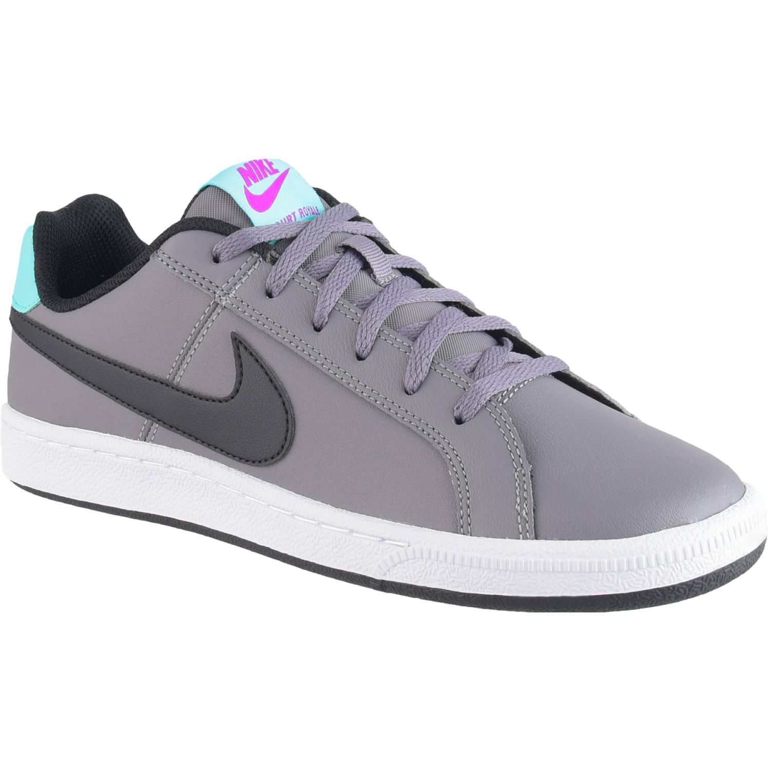 Nike nike court royale bg Gris oscuro Muchachos