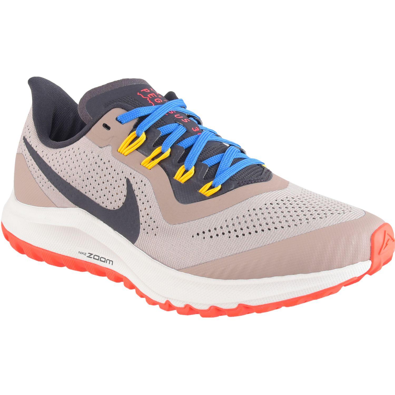 Nike WMNS AIR ZOOM PEGASUS 36 Beige Trail Running