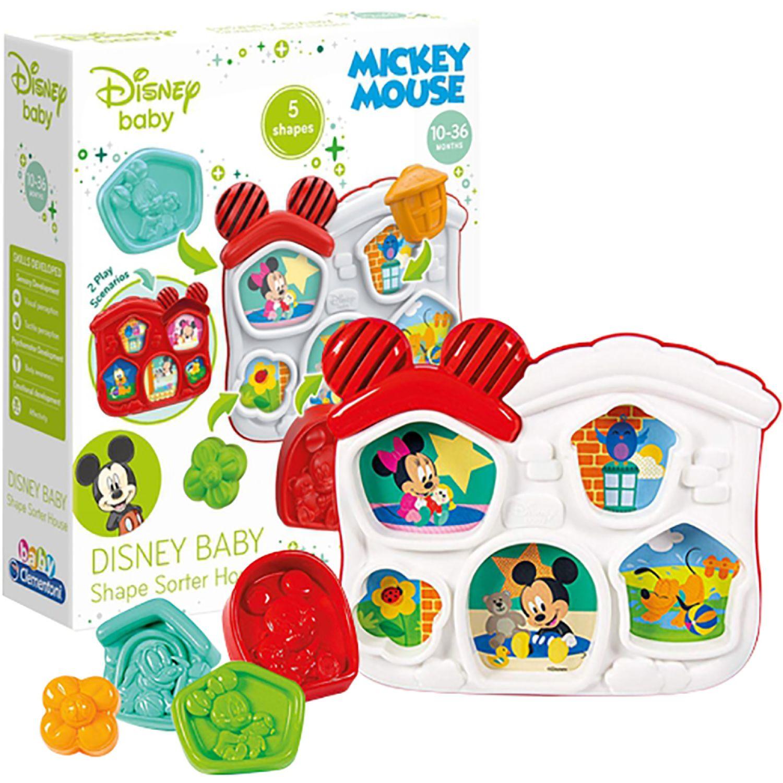 Mickey FORMAS COLORES BABY DISNEY Varios Centros de Actividades