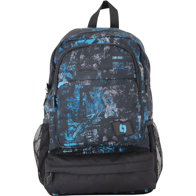 TROPA urbe Negro / azul mochilas