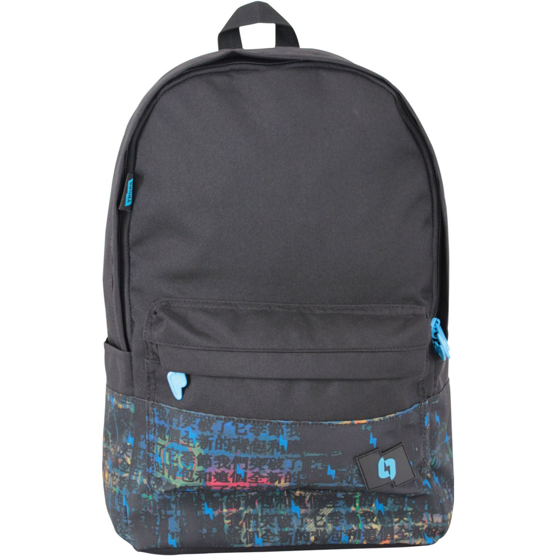 TROPA ALEO Negro / azul mochilas