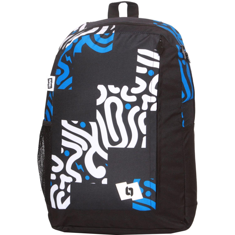 TROPA BOSCO Negro / azul mochilas