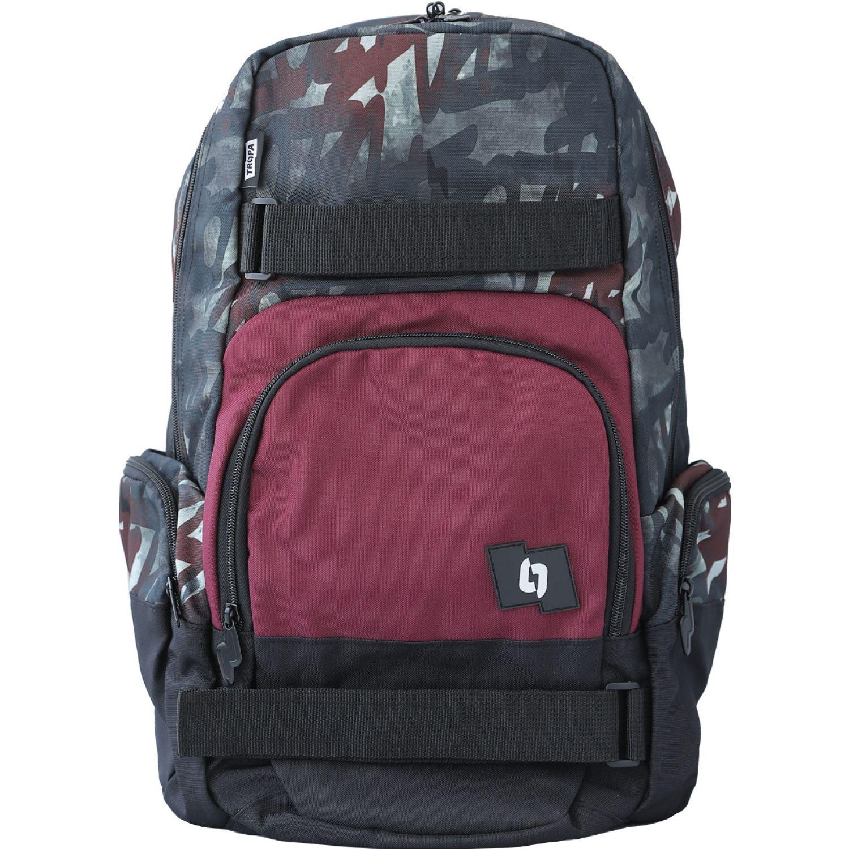 TROPA Liceo Plomo / rojo mochilas