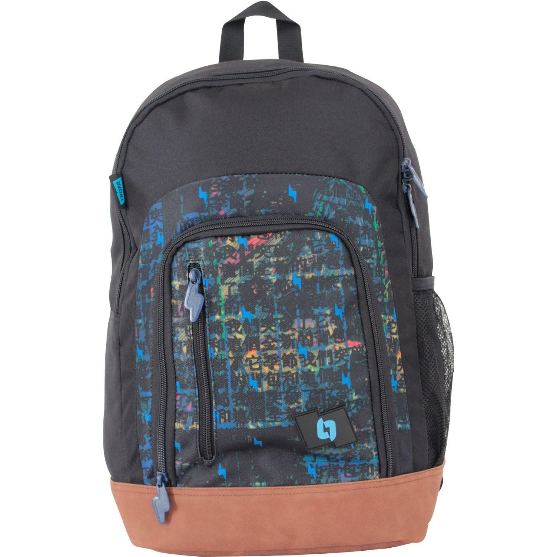 TROPA CENTER Negro / marrón mochilas
