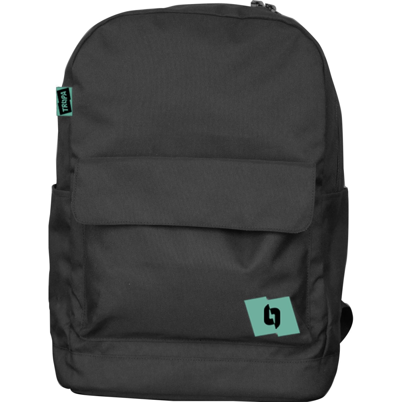 TROPA brea Negro mochilas