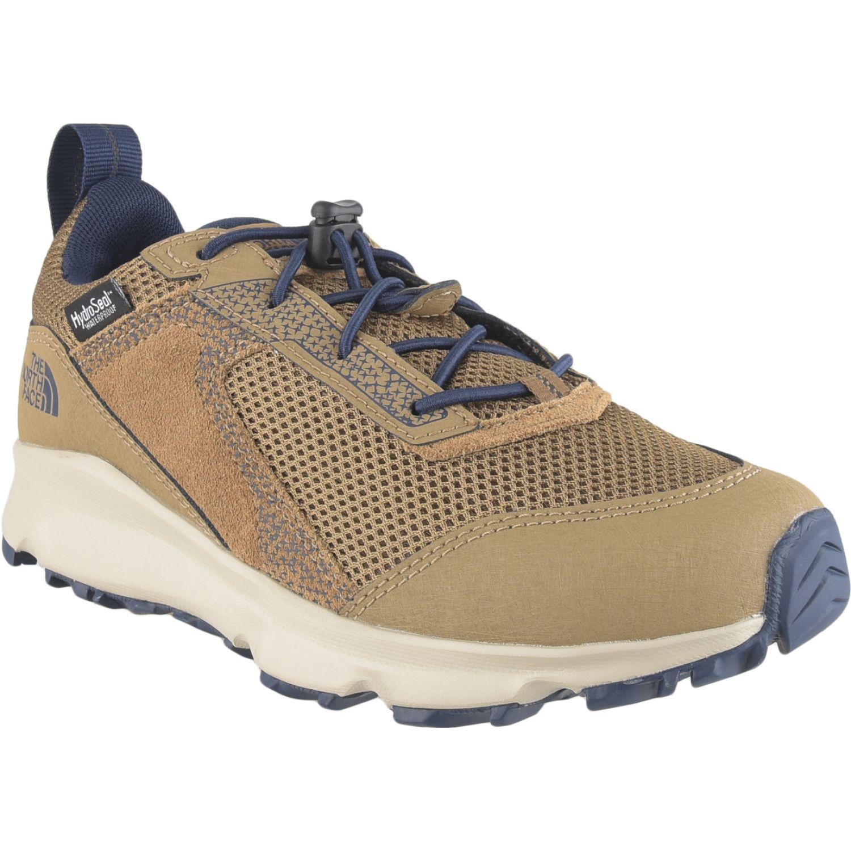 The North Face Jr Hedgehog Hiker Ii Wp Camel Zapatos de senderismo