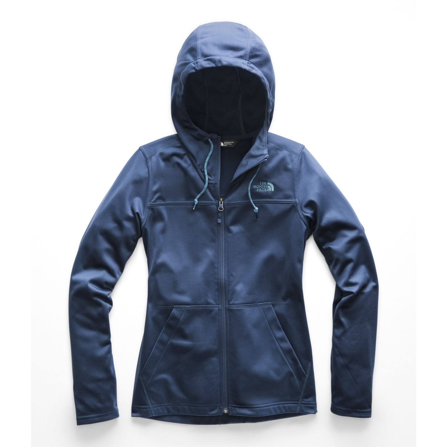 The North Face w tech mezzaluna hoodie Navy Hoodies Deportivos