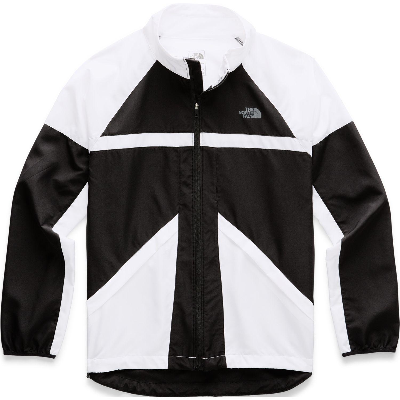 The North Face W Ambition Jacket Negro / blanco Viento y Lluvia