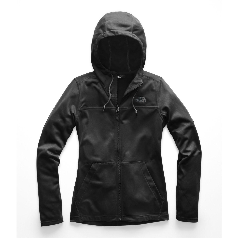 The North Face w tech mezzaluna hoodie Negro Hoodies Deportivos