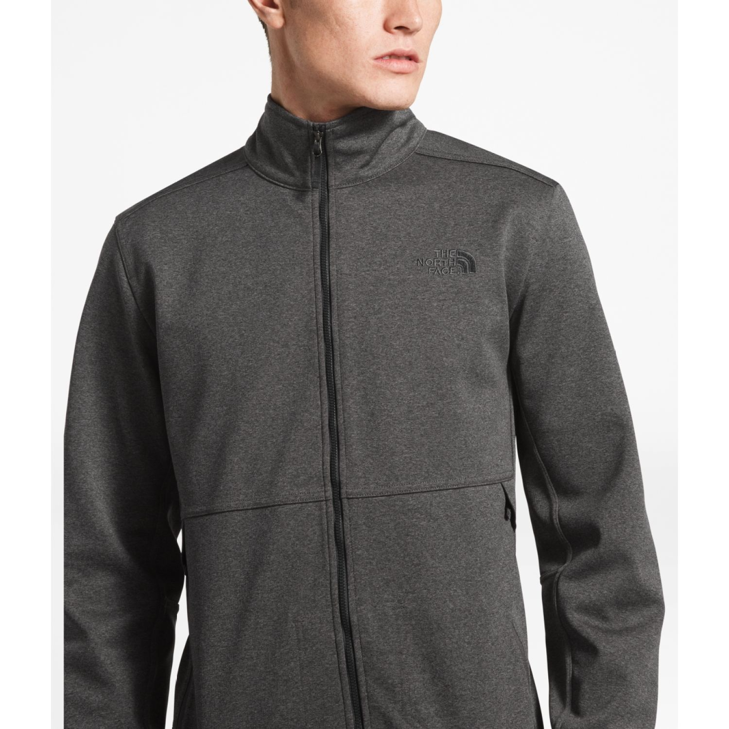 The North Face M Apex Canyonwall Jacket Plomo Rompevientos