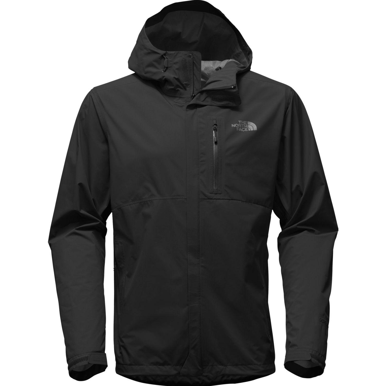 The North Face M Dryzzle Jacket Negro Impermeables y chaquetas