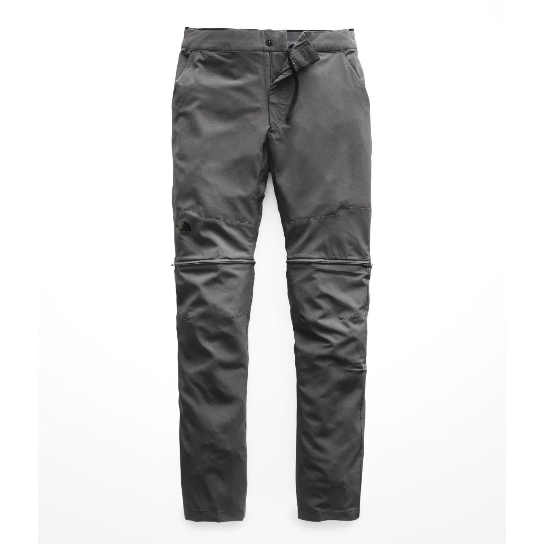 The North Face m paramount active convertible pant Plomo Pantalones Deportivos