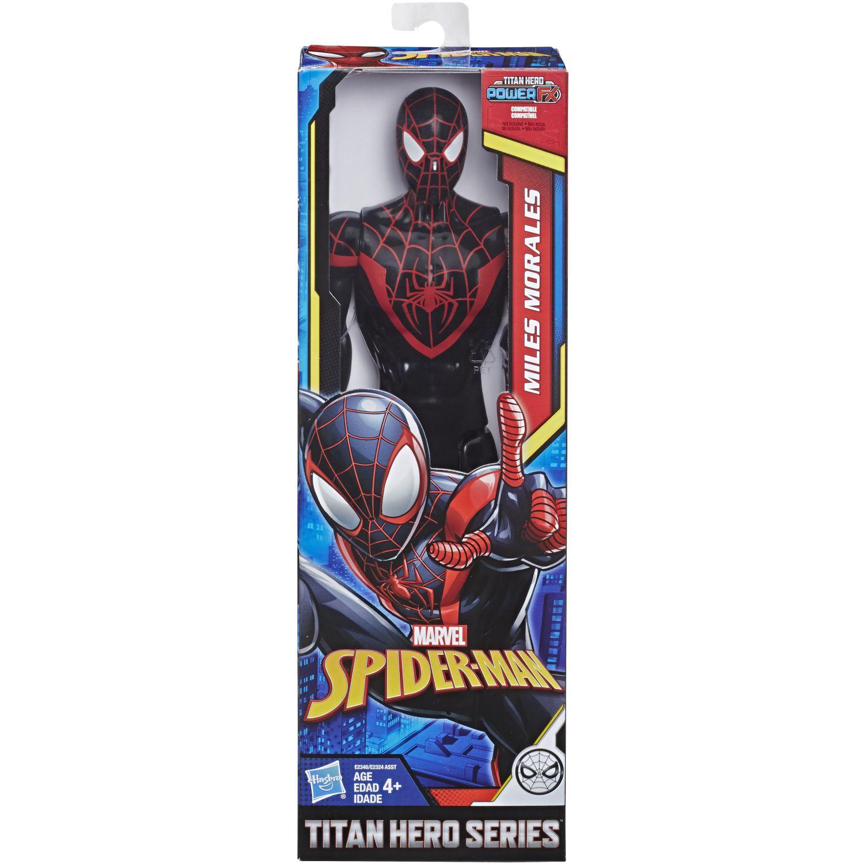 SPIDER-MAN SPD TITAN POWER MILES MORALES Varios Figuras de Acción
