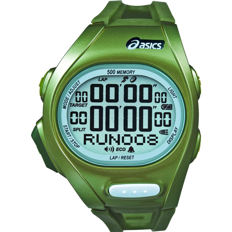Asics CQAR0209 Olivo Relojes de Pulsera