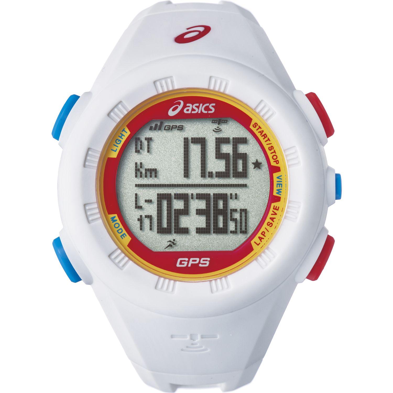 Asics Cqag0103 Blanco Relojes de pulsera