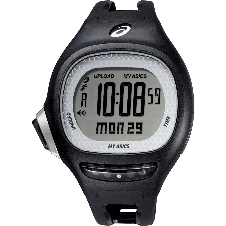 Asics cqap0201 Negro Relojes de Pulsera