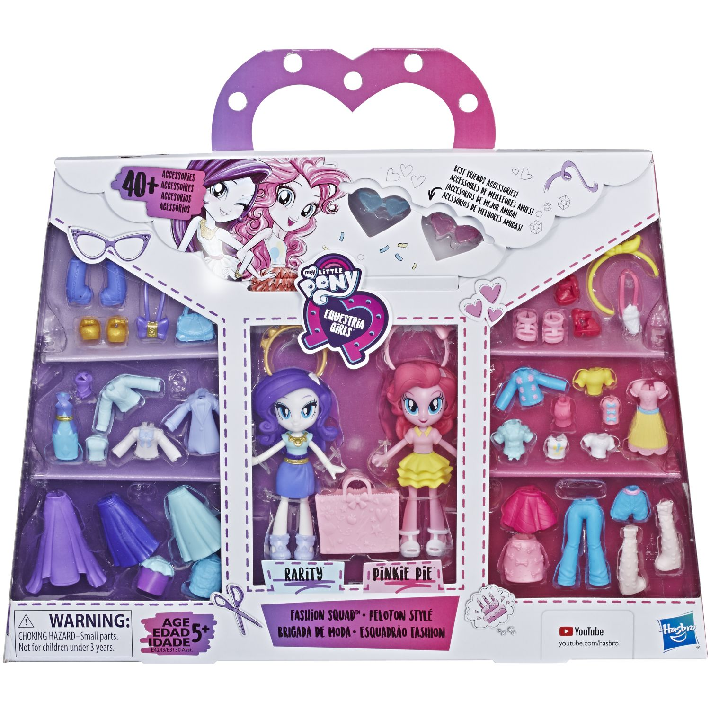 My Little Pony MLP EG PINKIE PIE AND RARITY Varios Muñecas