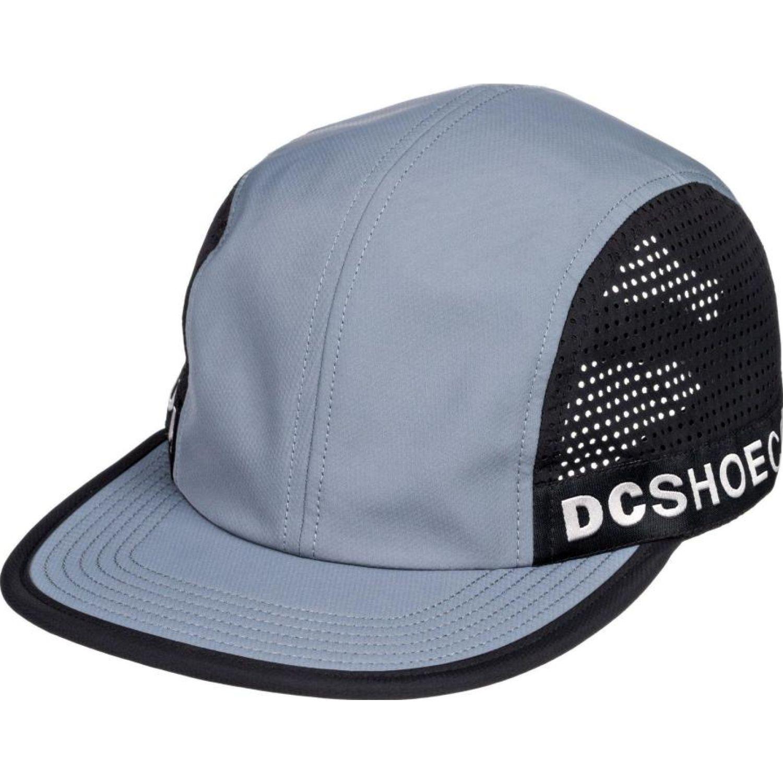 DC taperson Celeste / negro Gorros de Baseball