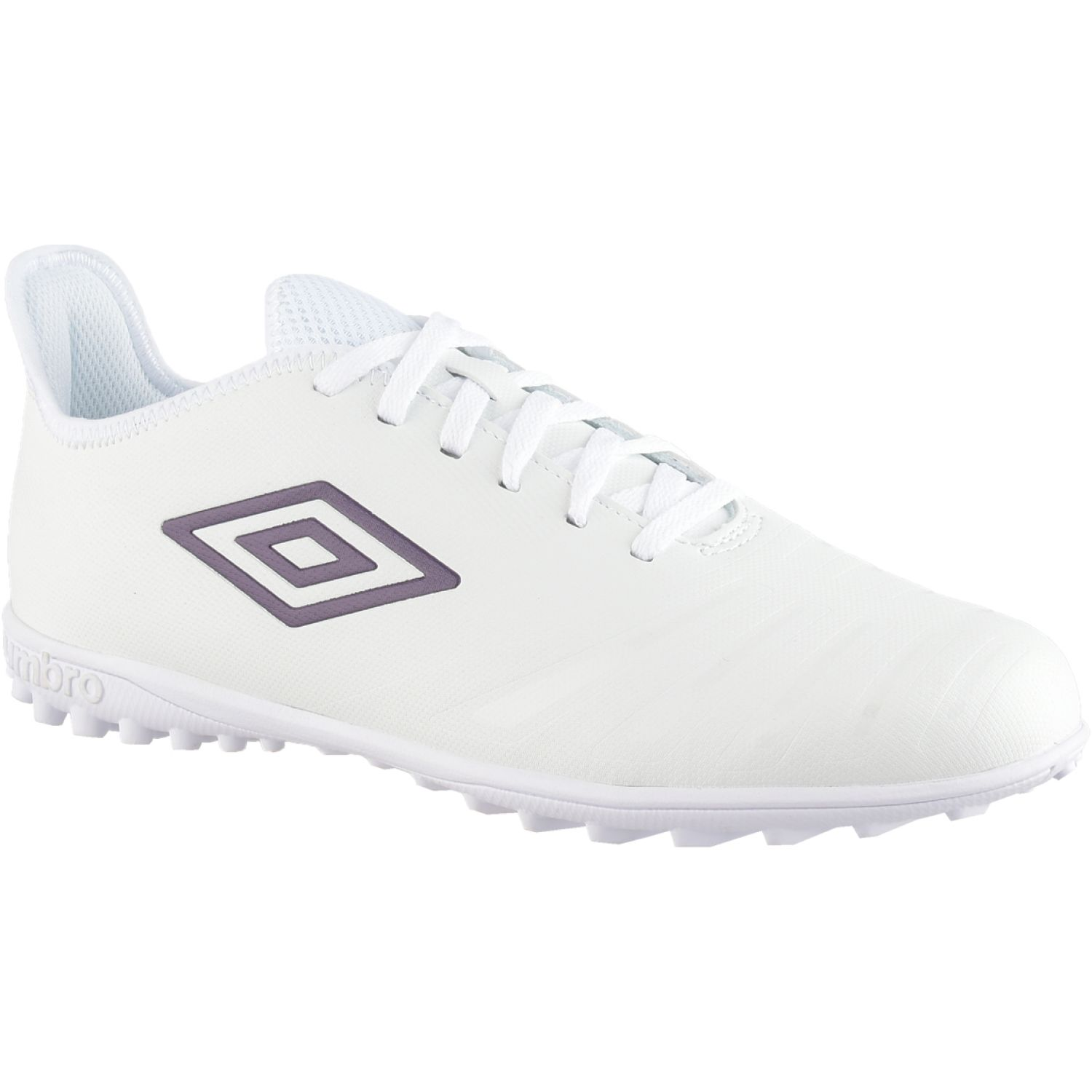 Umbro ux accuro iii club tf BLANCO / GUINDA Hombres