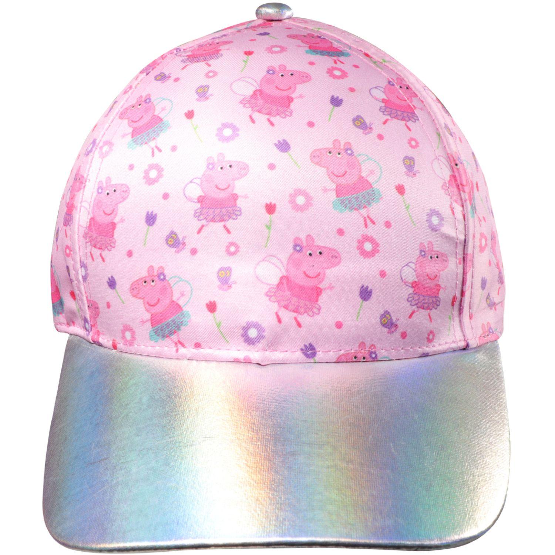 Peppa Pig Gorro Peppa Pig Rosado / Plateado Sombreros y Gorros