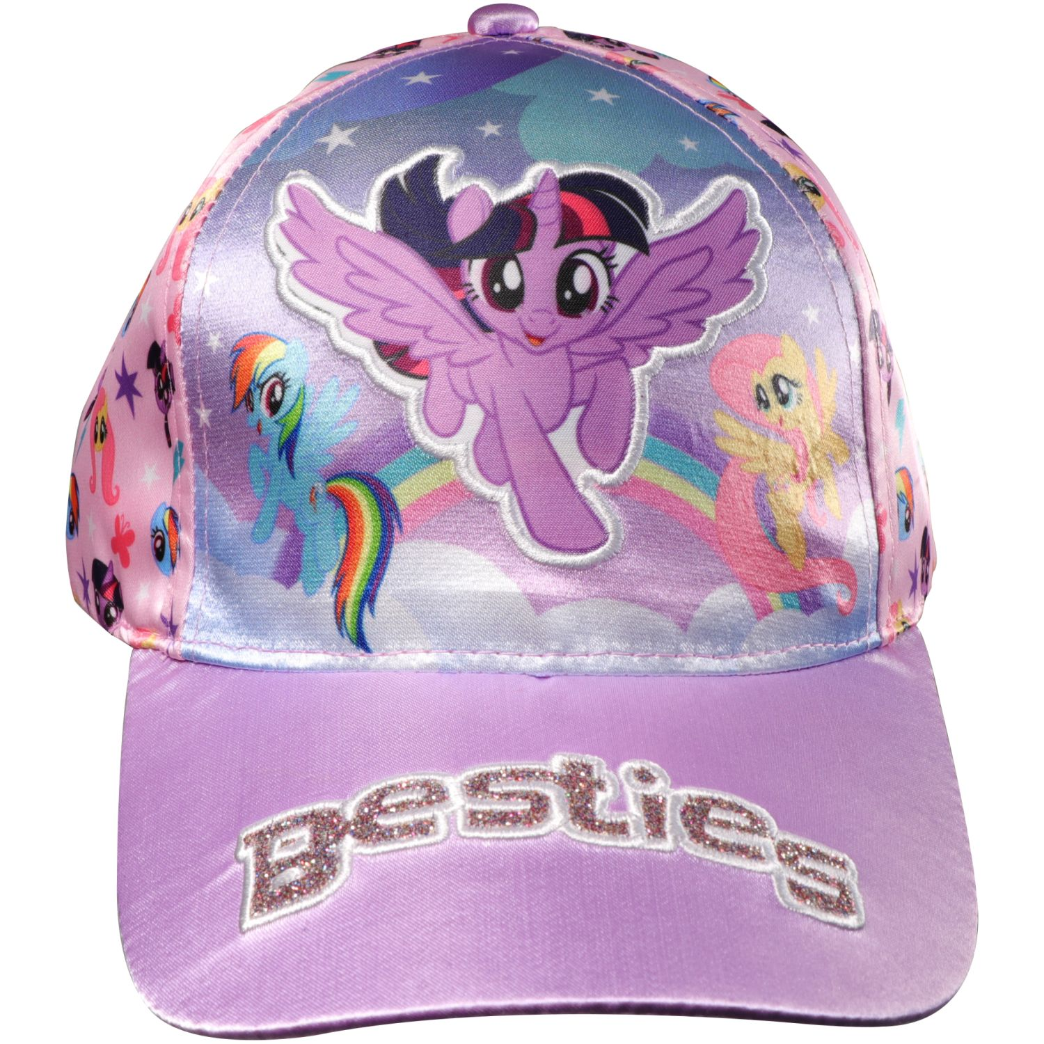My Little Pony gorro my little pony Lila Sombreros y Gorros