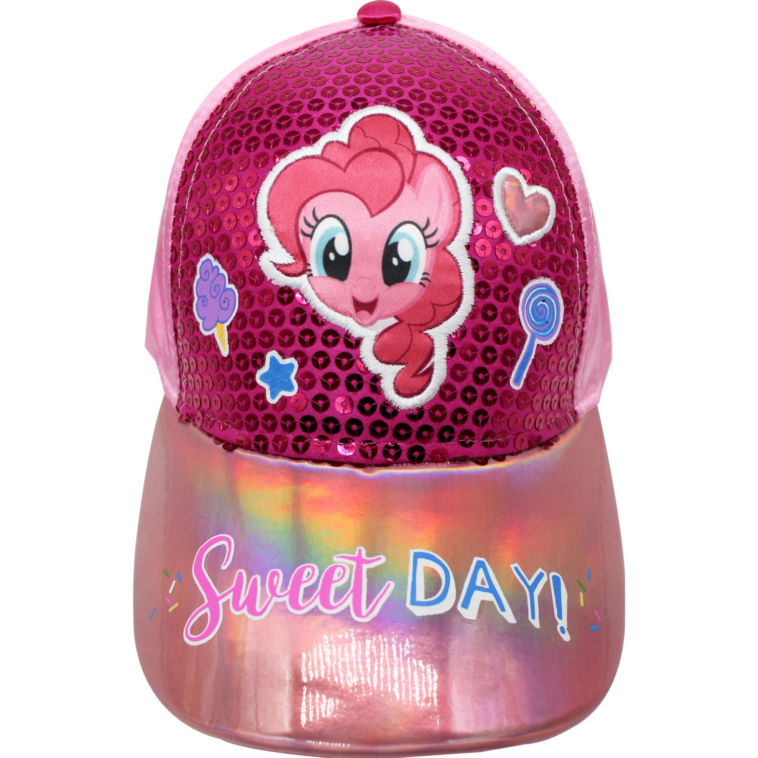 My Little Pony gorro my little pony Rosado Sombreros y Gorros