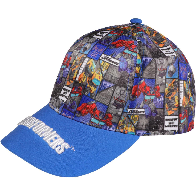 Transformers Gorro Transformers Azul Sombreros y Gorros
