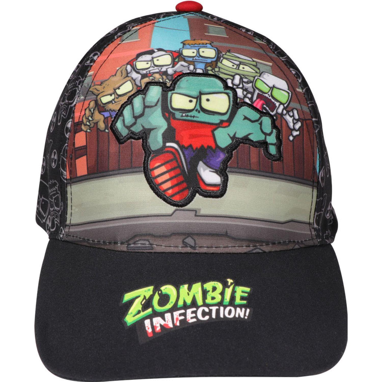 Zombie Infection gorro zombie infection Negro Sombreros y Gorros