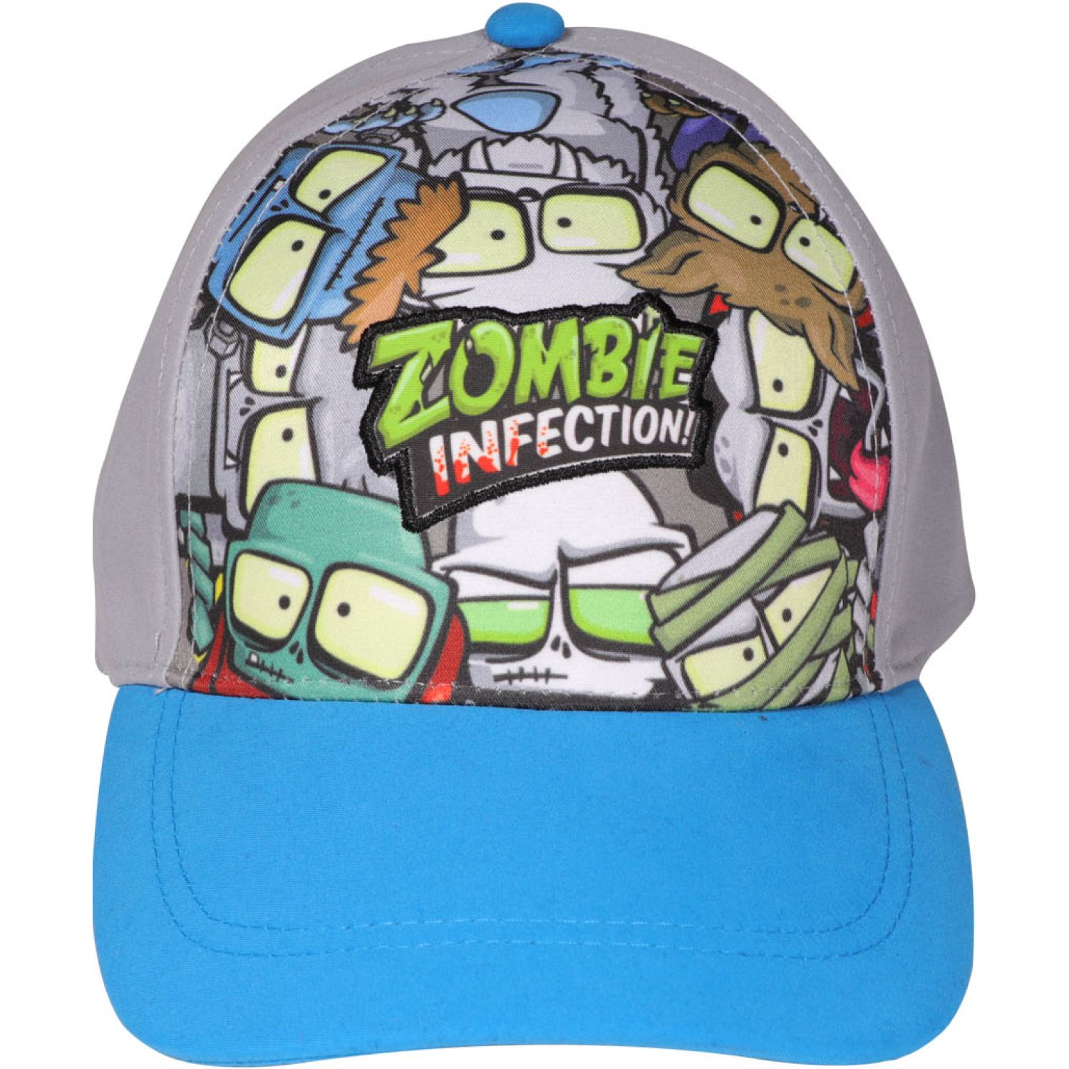 Zombie Infection gorro zombie infection Azul Sombreros y Gorros