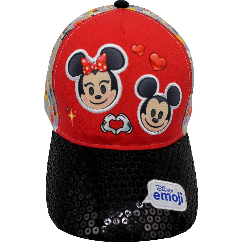 Disney gorro disney emoji Rojo Sombreros y Gorros