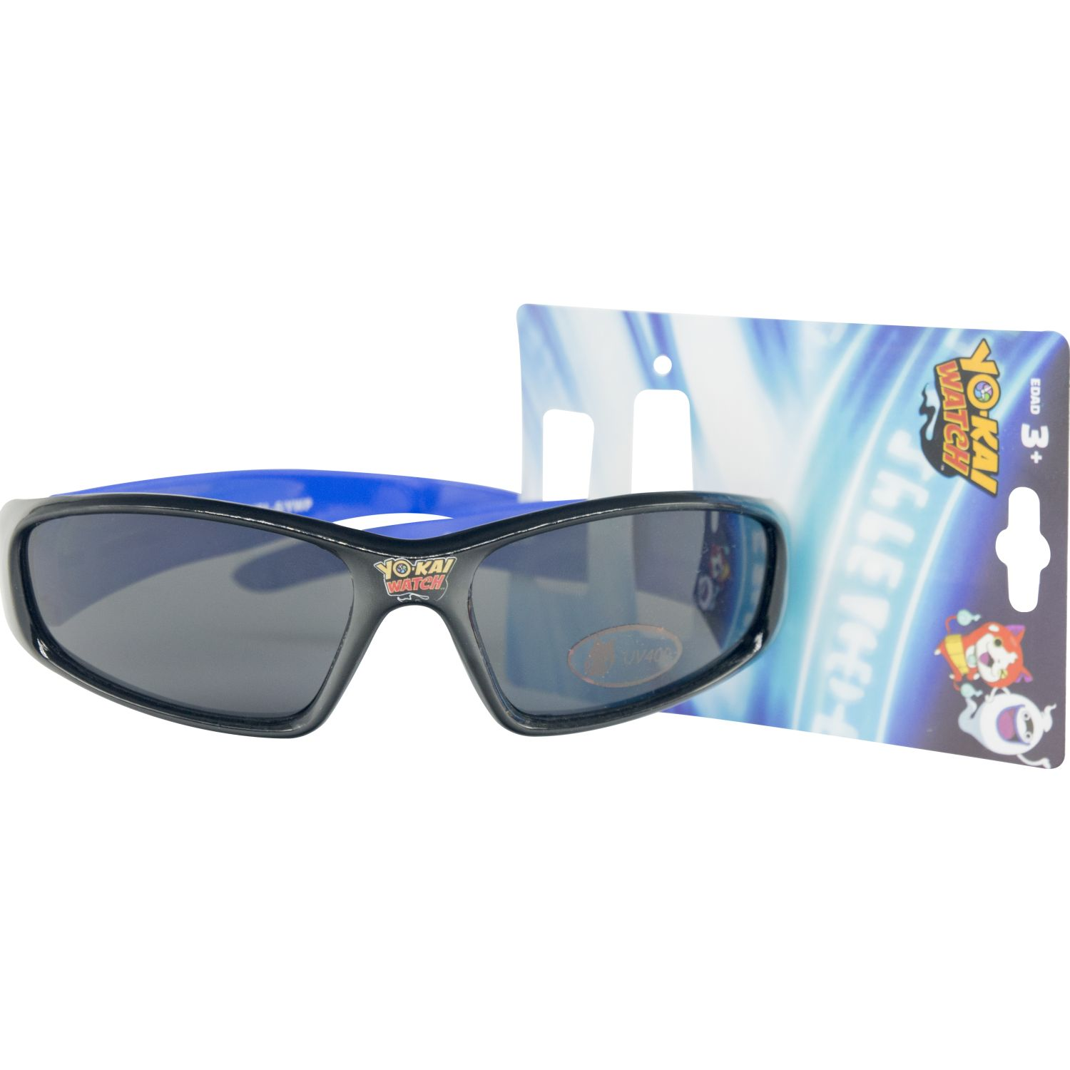 YO-KAI WATCH Lentes Yo-Kai Watch Azul Lentes de Sol