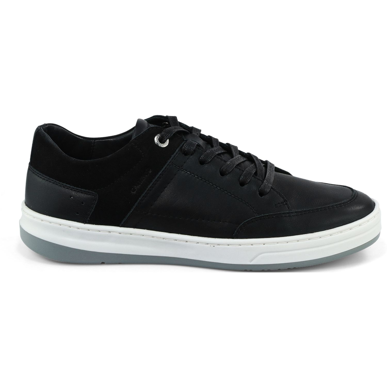 Calimod Zapatilla - Bajo Negro Zapatillas Fashion