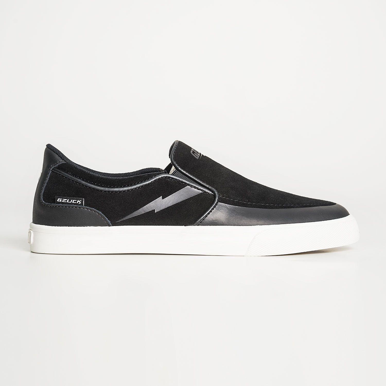 GZUCK poseen Negro Zapatillas Fashion