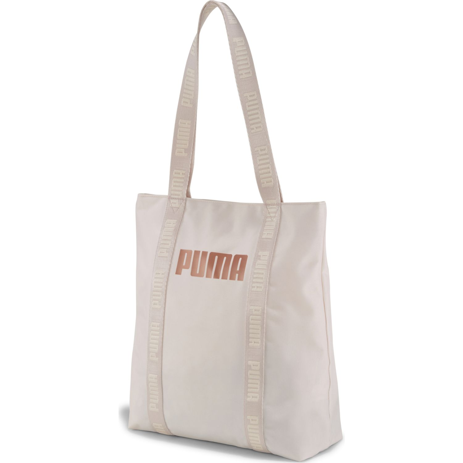 Puma Wmn Core Base Shopper Rosado bolsos de lazo