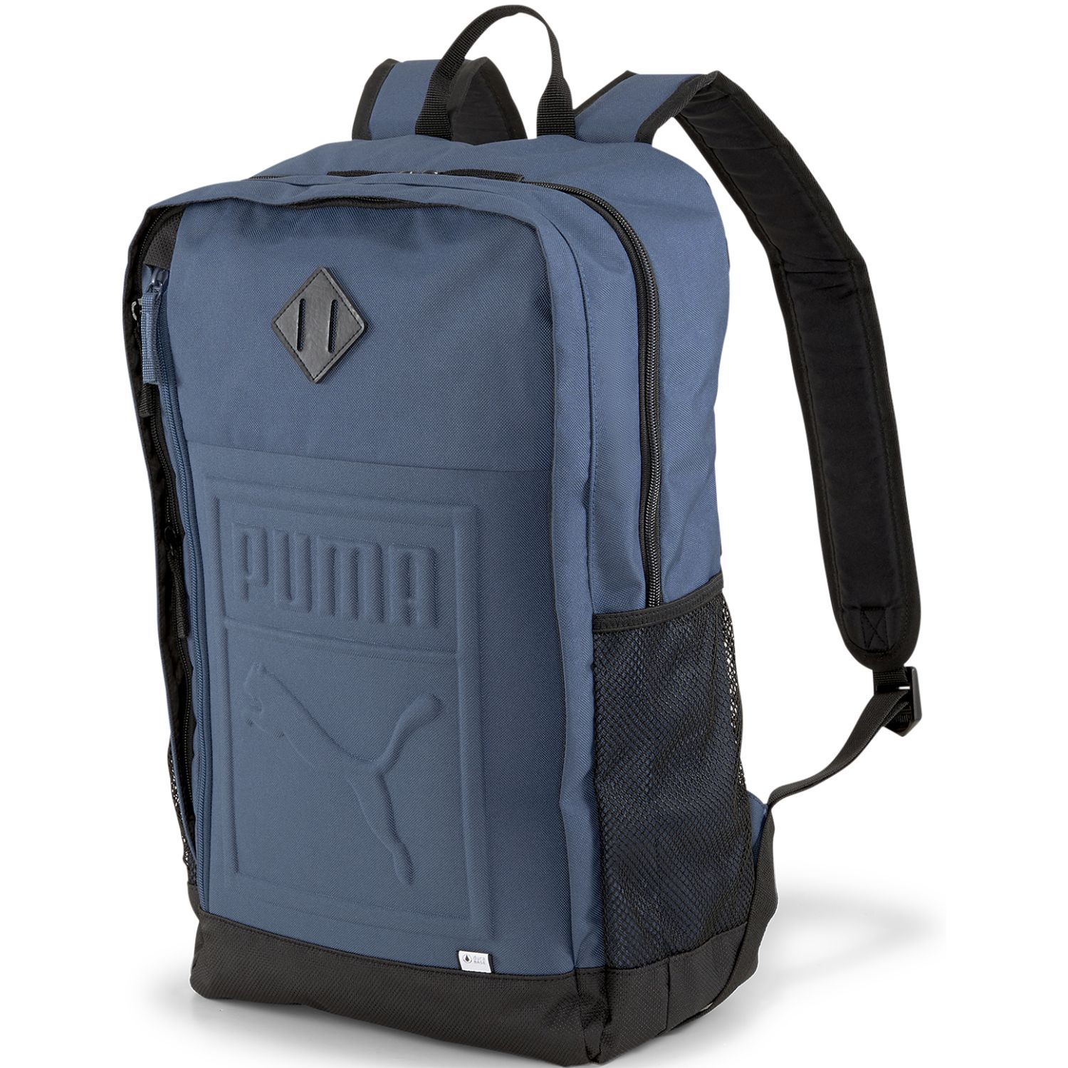 Puma PUMA S Backpack Azul / negro Mochilas Multipropósitos