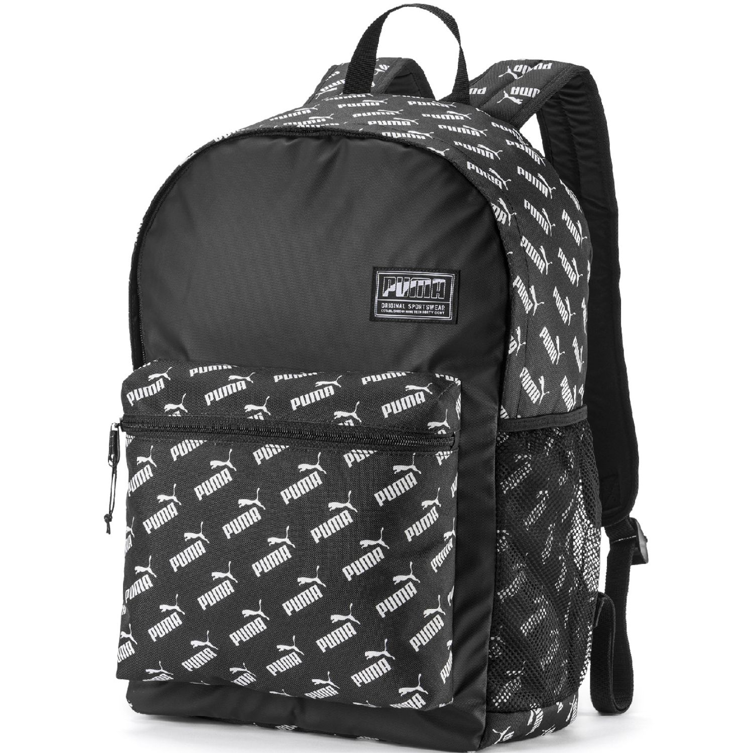 Puma Puma Academy Backpack Negro / rosado Mochilas multipropósitos