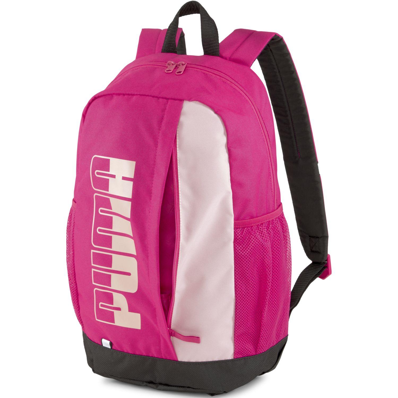 Puma PUMA Plus Backpack II Fucsia / negro Mochilas Multipropósitos