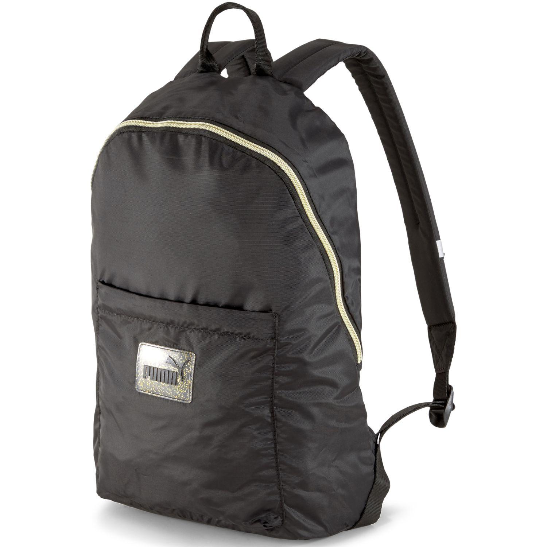 Puma WMN Core Seasonal Daypack Negro Mochilas Multipropósitos