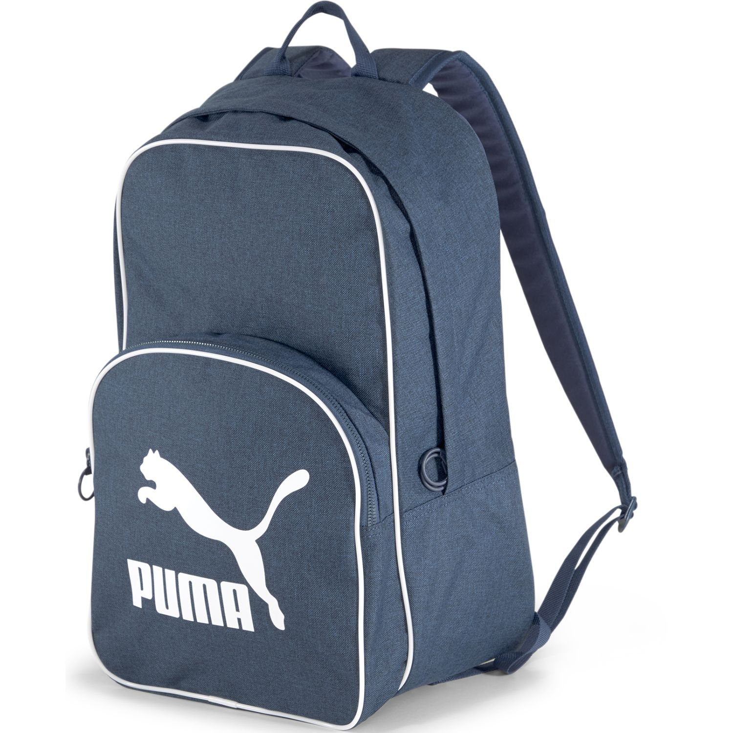 Puma originals backpack retro woven Azul Mochilas Multipropósitos