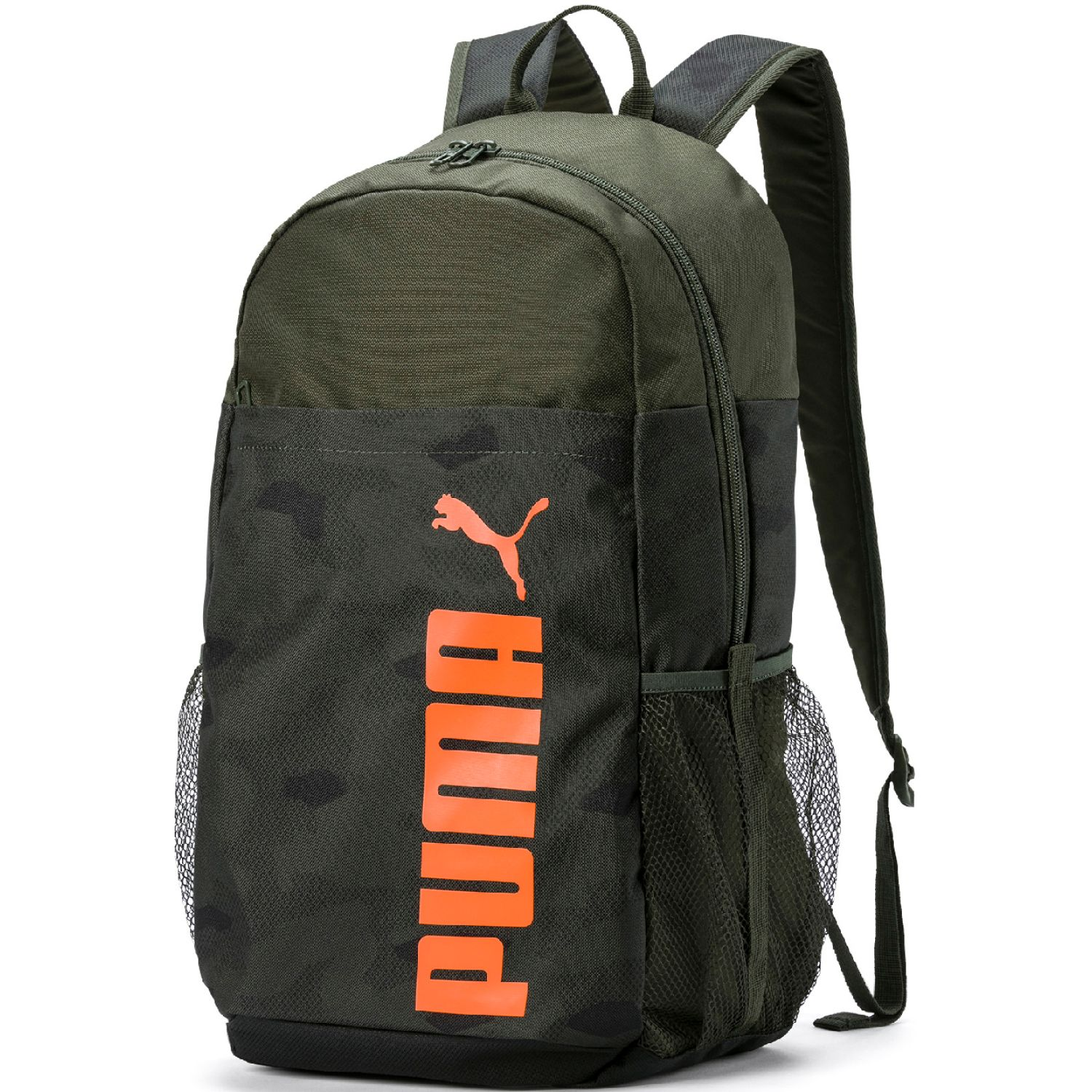 Puma puma style backpack Olivo Mochilas Multipropósitos