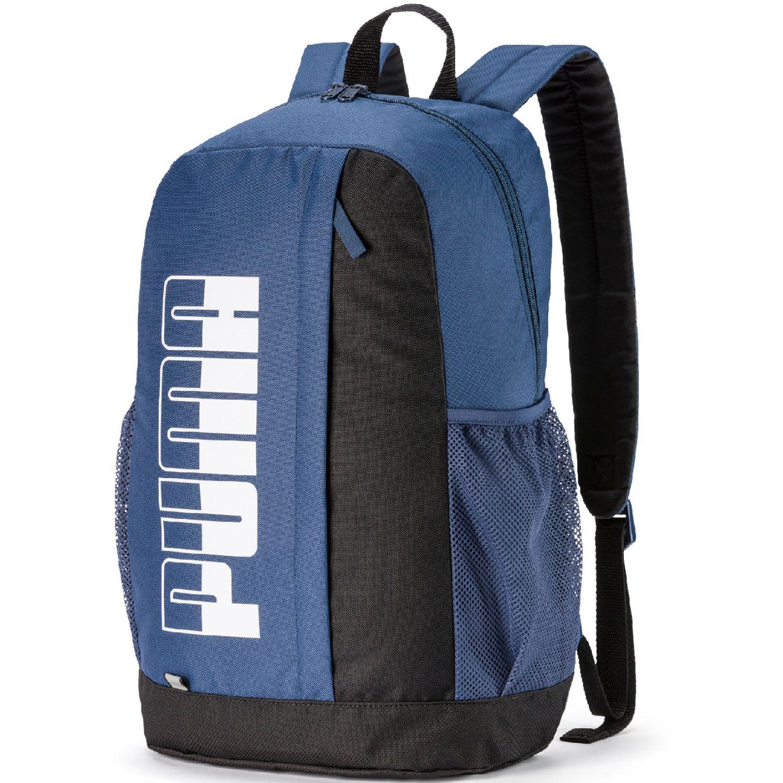 Puma puma plus backpack ii Azul / negro Mochilas Multipropósitos