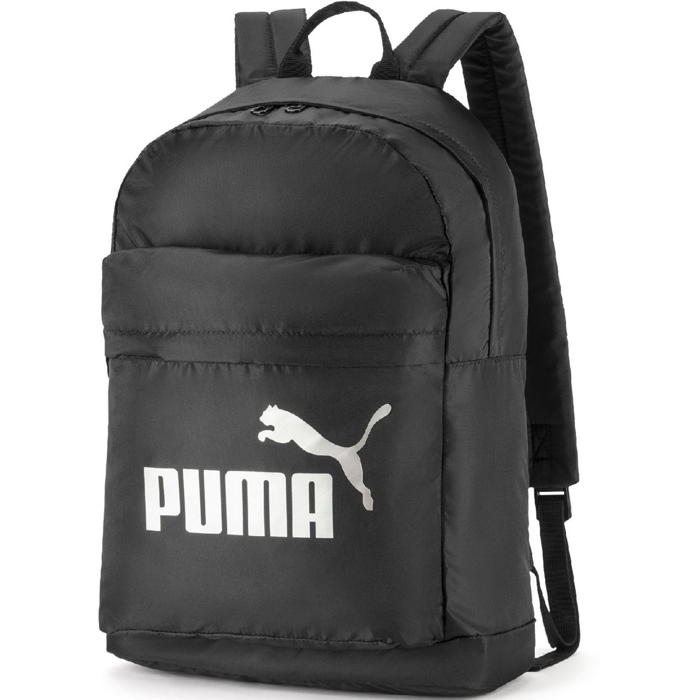 Puma Puma Classic Backpack Negro / blanco Mochilas multipropósitos
