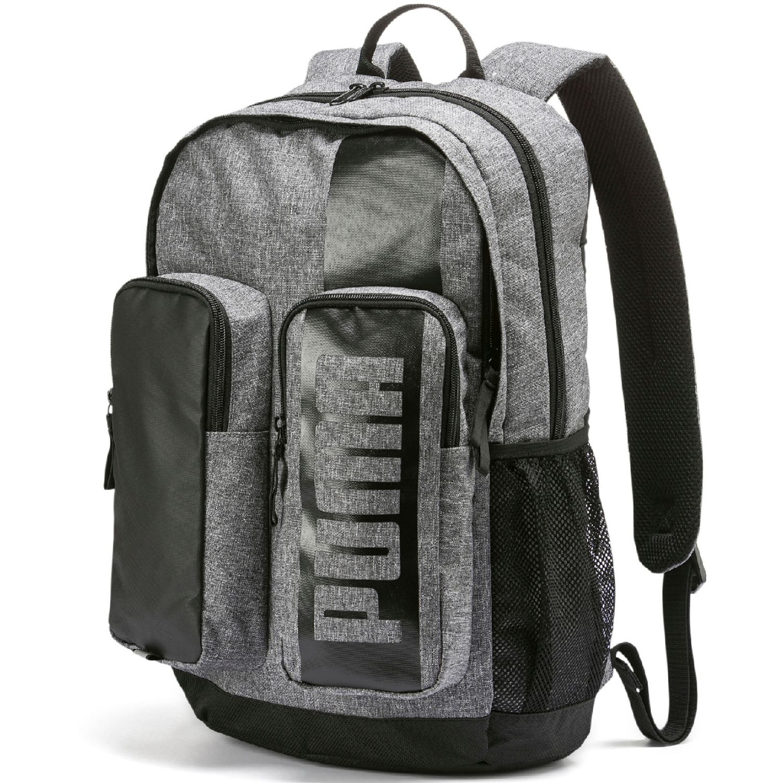Puma puma deck backpack ii Gris / plomo Mochilas Multipropósitos