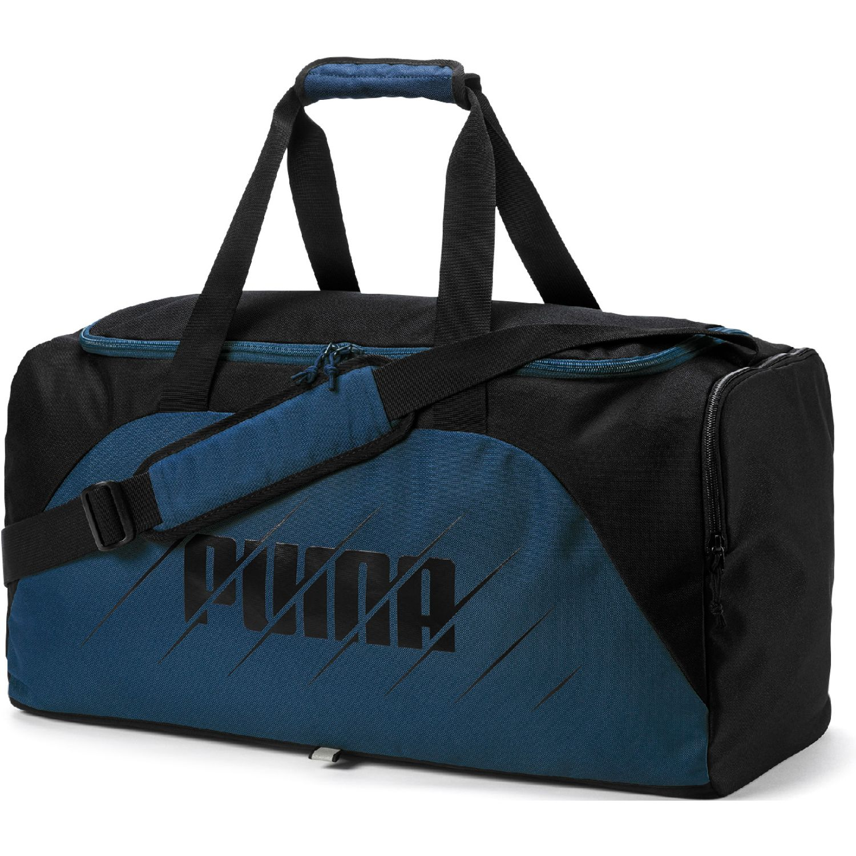 Puma Ftblplay Medium Bag Negro / azul Bolsos de gimnasio