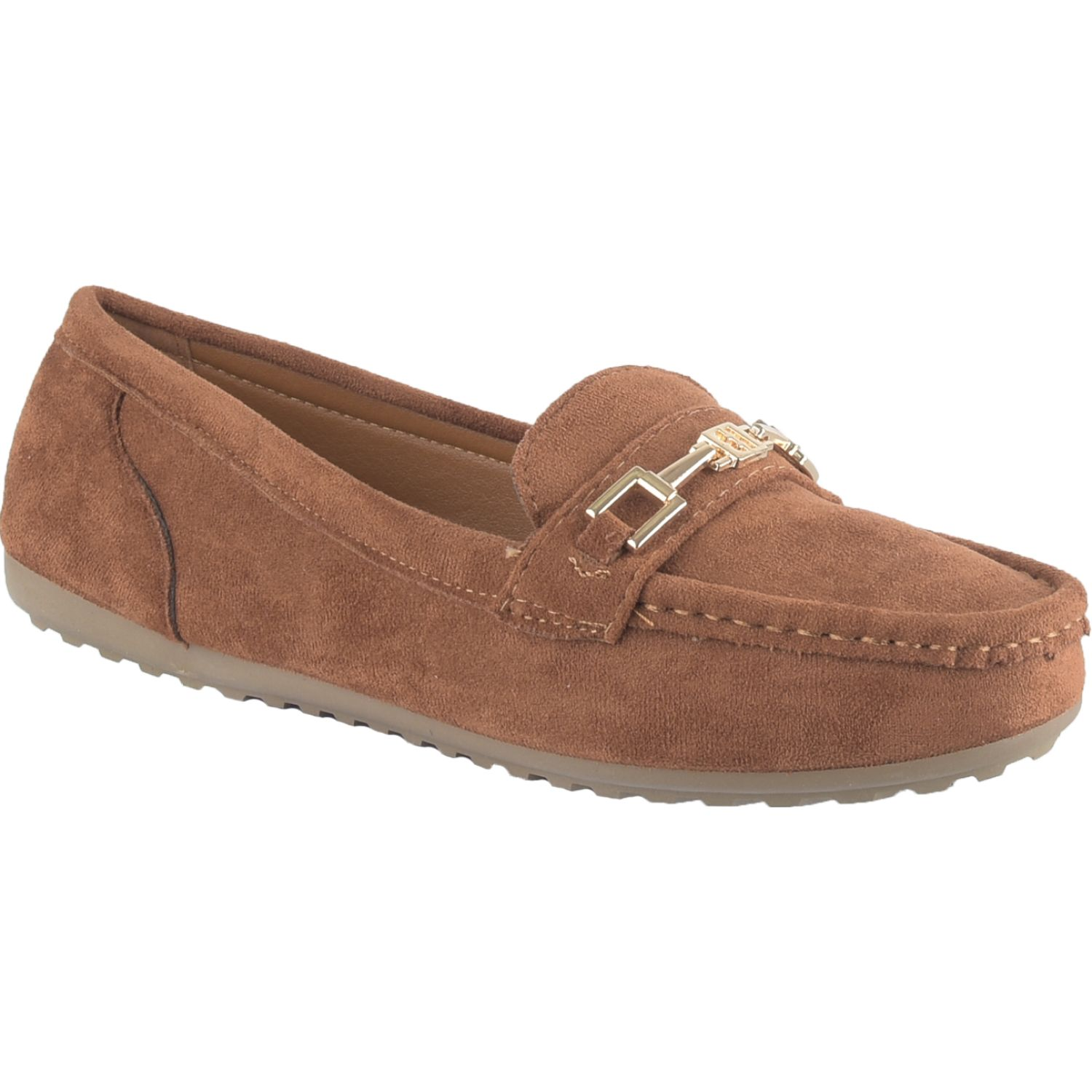 Platanitos M 5887 Marron Mocasines y Slip-Ons