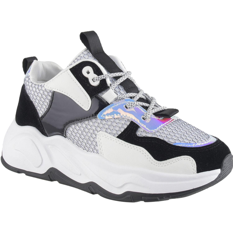 Platanitos Z 8026 Negro Zapatillas de moda