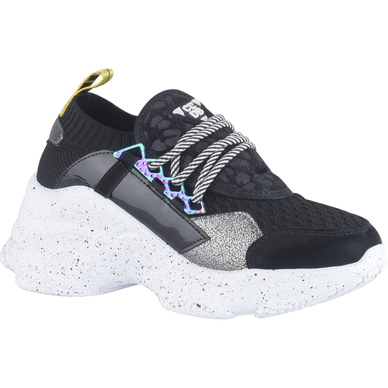 Platanitos Z 2401 Negro Zapatillas de moda