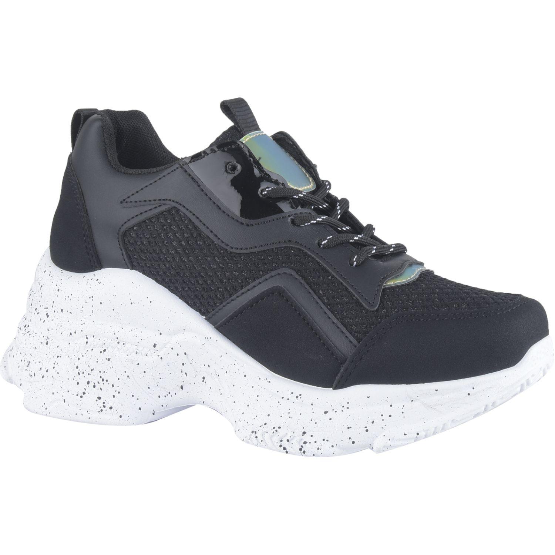 Platanitos Z 7001 Negro Zapatillas de moda